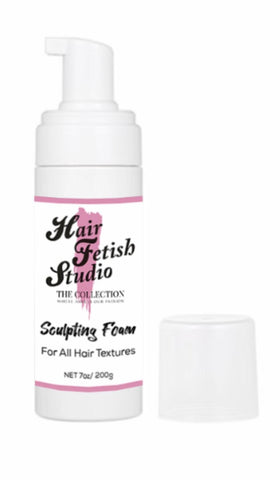 Sculpting Hair Styling Foam