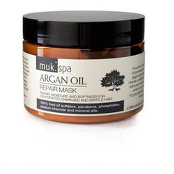 Muk Spa Argan Oil Repair Mask - muk usa