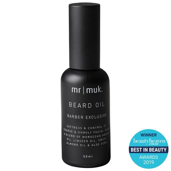 Mr. Muk Beard Oil - muk usa