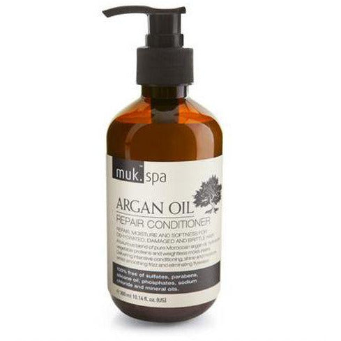 Muk Spa Argan Oil Repair Conditioner - muk usa