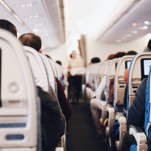 Staying Comfortable While Flying - All About Airplane Cabins - Roam Often