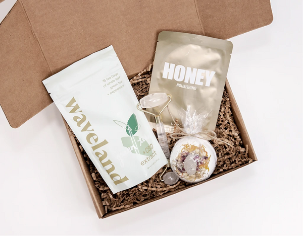 The Relax Gift Box - Gum Tree