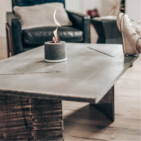 Miniature Indoor Fireplace - Valentine's Day Gift Guide by Roam Often - Gifts for her, Gifts for your girlfriend