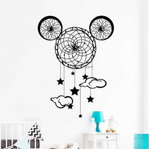 Stickers Attrape Reve Disney
