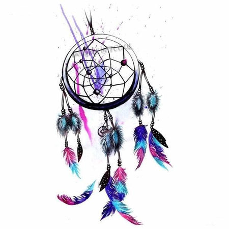 Tatouage DreamCatcher - Attrape Reve Shop