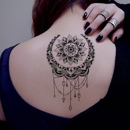 Tatouage Attrape Reve | Nuque - Attrape Reve Shop