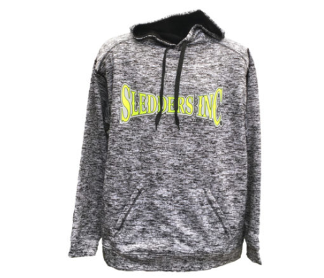 Boondocker pullover hooded sweatshirt