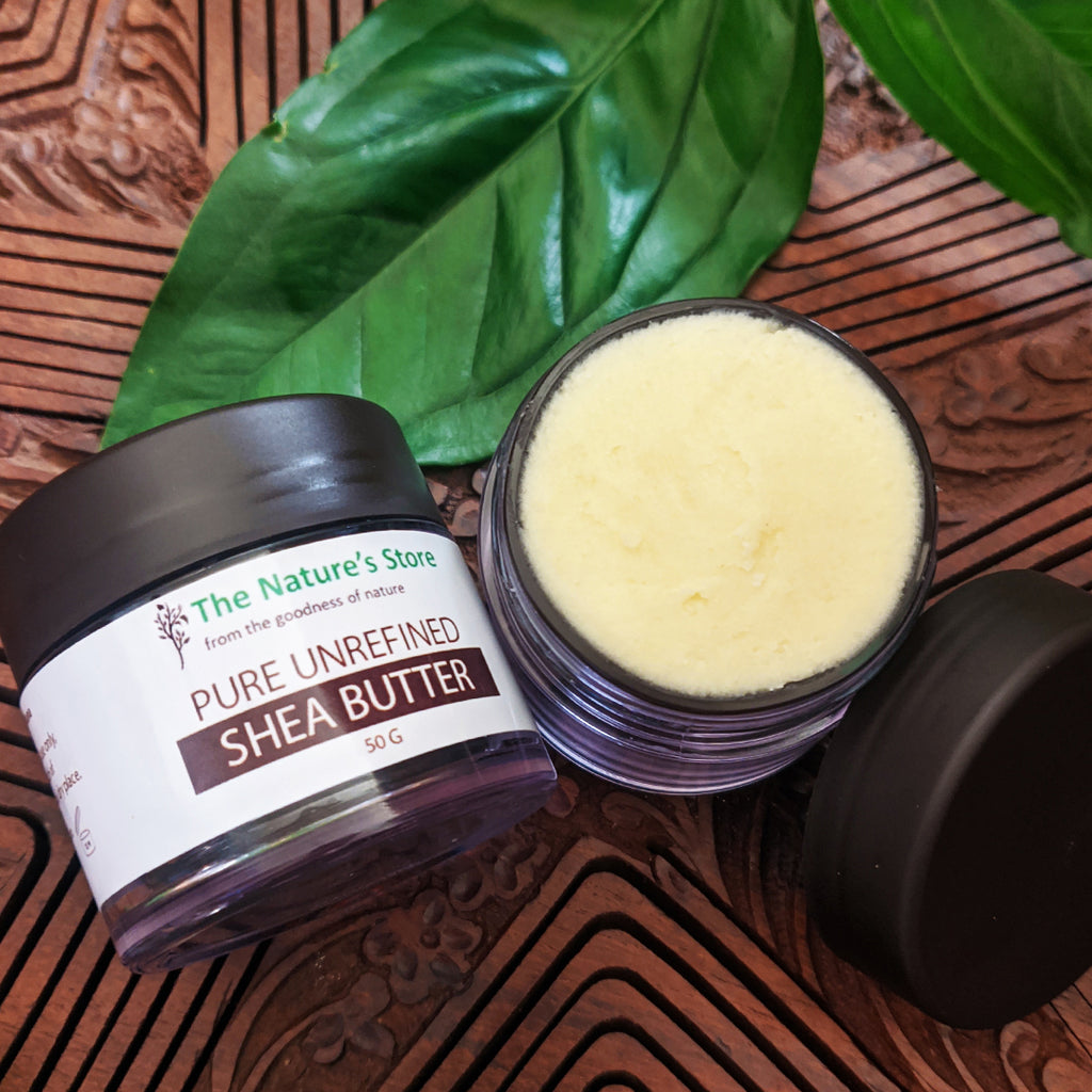 100% Unrefined Pure Shea Butter in Pakistan