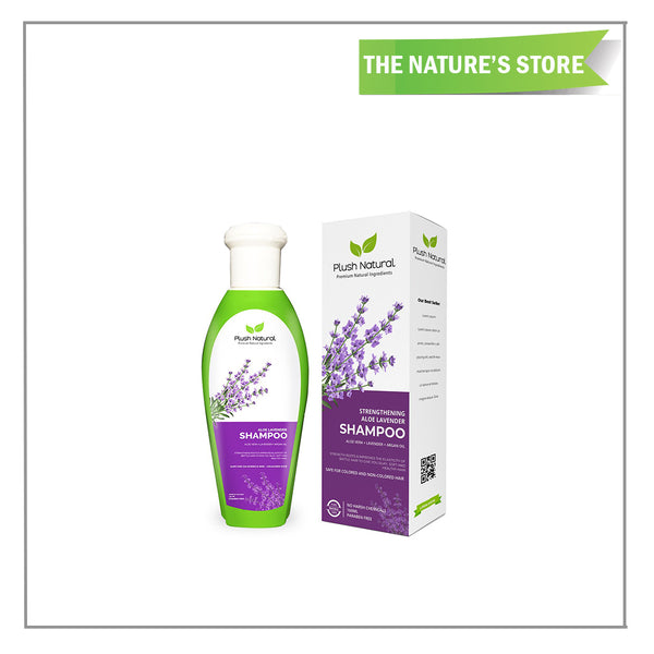Strengthening Aloe Lavender Shampoo (160 ML)