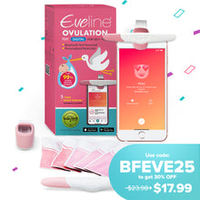 Load image into Gallery viewer, Eveline Digital Ovulation Test
