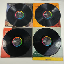 Load image into Gallery viewer, Record LP Lot of 4 - Tennessee Ernie Ford Nearer The Cross Hymnal Lusty Land