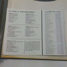 Load image into Gallery viewer, A Treasury of Sacred Records 1960 w/ Detailed Reference LP Guide Religious Music