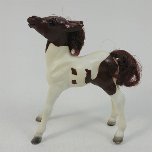 Breyer Horse #7019 Dapples Ponies Show Horse Foal Chestnut Pinto 2000-2004
