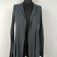 Load image into Gallery viewer, Julia Gray Long Sleeved Cardigan Lightweight Sweater Womens Size S