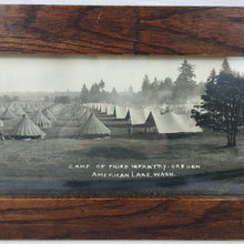 Load image into Gallery viewer, Fort Lewis McChord Air Base American Lake, Lakewood, WA Camp 3rd Infantry OR