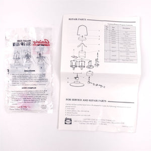Century Primus #5665 Propane Lantern Replacement Valve Orifice & Filter Assembly