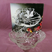 "Load image into Gallery viewer, Collectible Studio Nova Fancy Fruits Fruit Bowl 14 1/2"" Made in Germany"