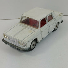 Load image into Gallery viewer, Mercury 33 Lancia Fulvia White 1:43 Italy 1960s Red Interior