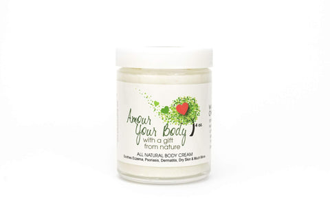 Vegan Body Cream