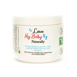 Love My Baby Naturally (Lotion Cream)- 4 oz