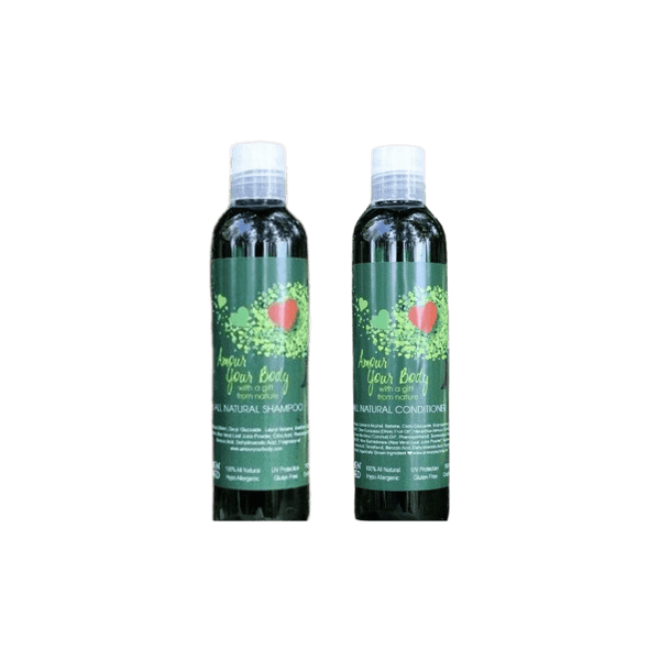 All-Natural Shampoo or Conditioner (Not Sold as a Set)