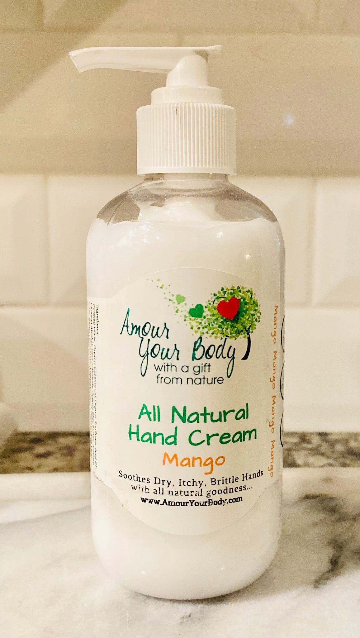 All-Natural Body Lotion