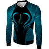 Guitar Beauty Blue 3D Shirt