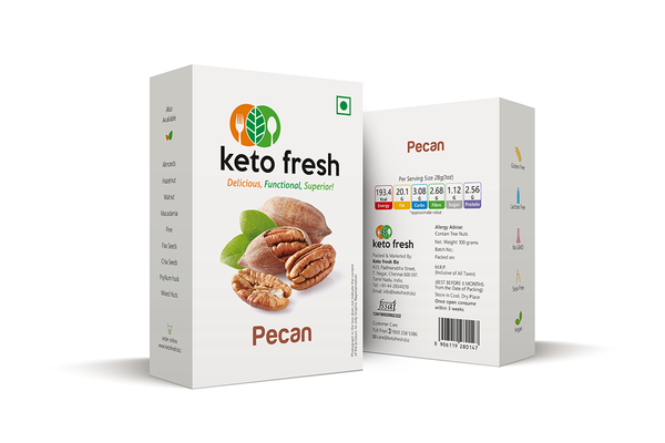 KetoFresh Pecan