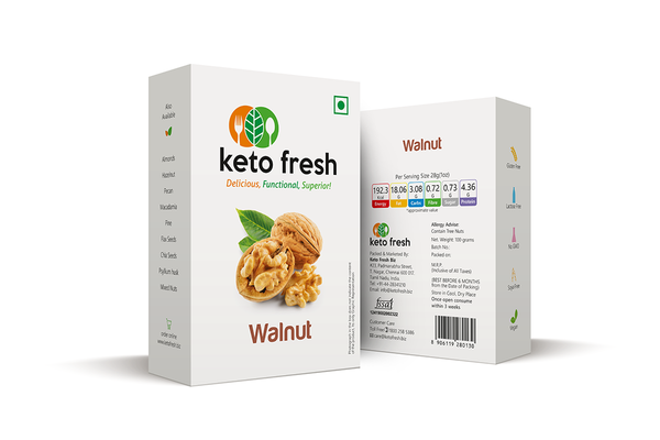 KetoFresh Walnuts