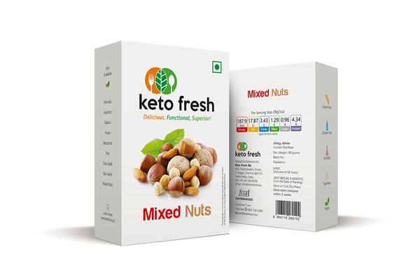 KetoFresh mixed nuts
