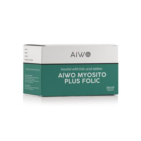 AIWO PCOS Supplement Package