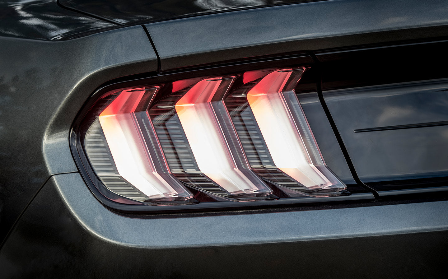 Euro Spec Tail Lights for 2015-2019 Mustangs