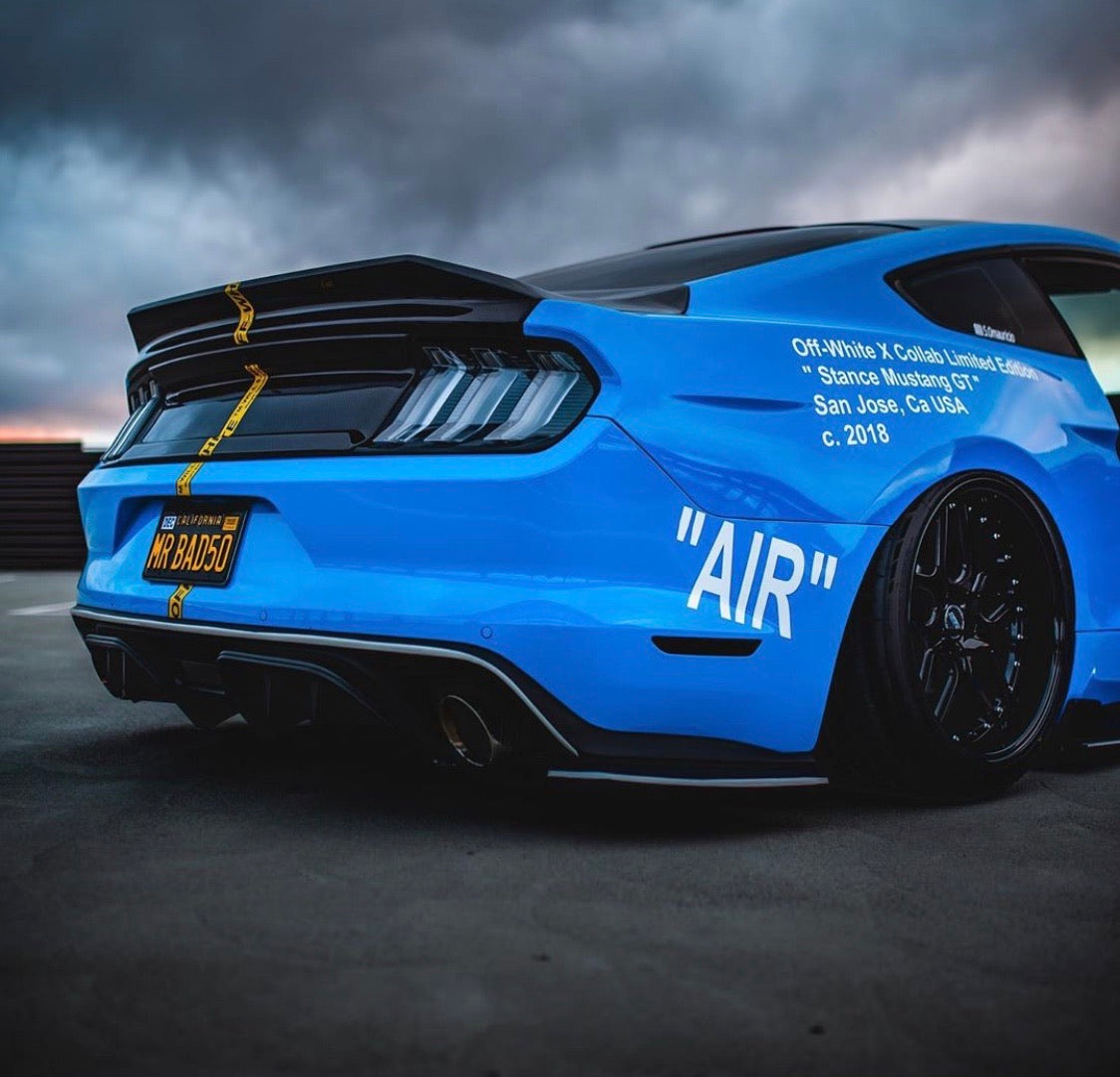 Euro Spec Tail Lights for 2015-2020 Mustangs