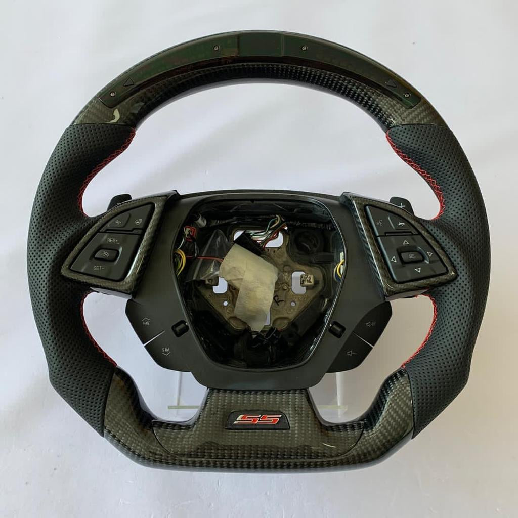 Camaro 2016-2020 Carbon Wheel (LED/NON-LED)