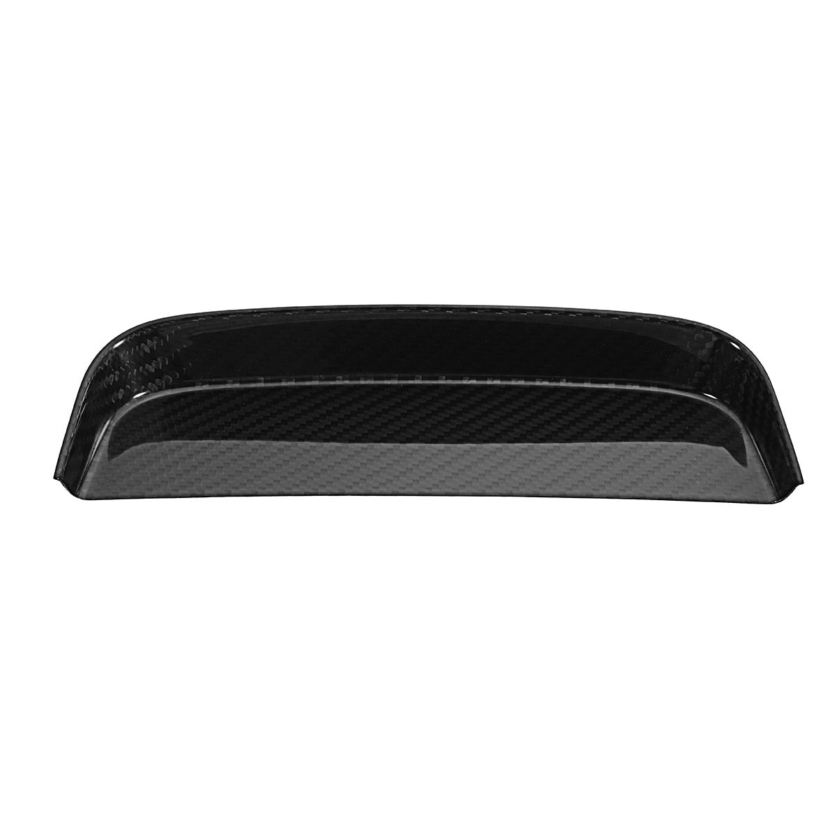 Carbon Fiber Coin Tray For Ford Mustang