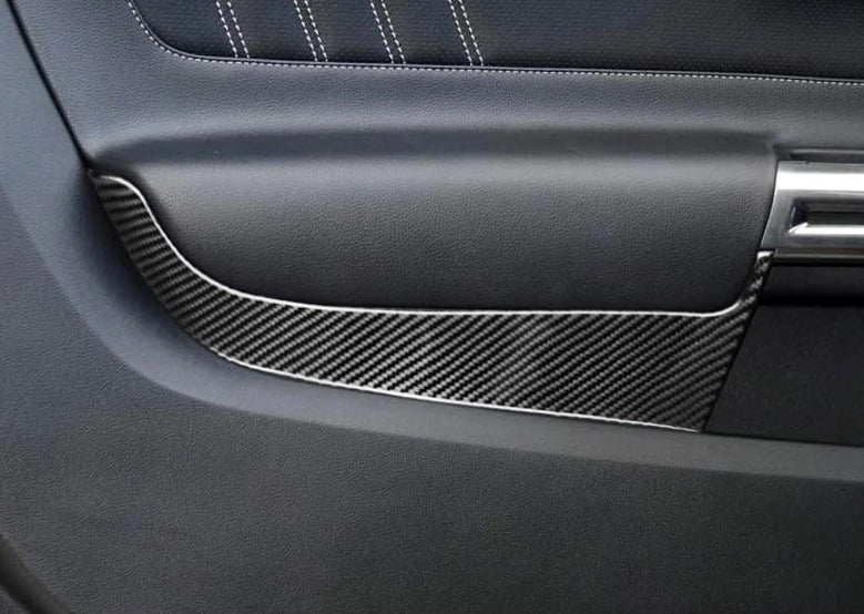 Carbon Fiber Car Door Panel Cover