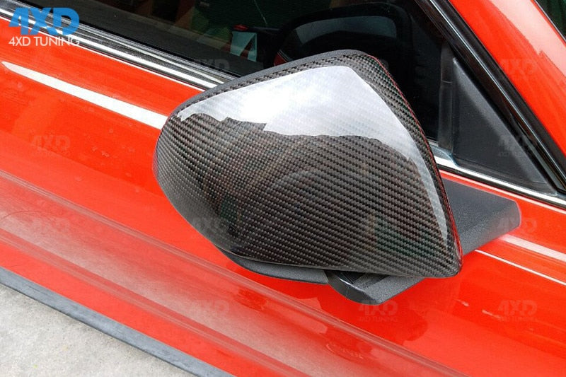 CarbonBargain Side Mirror Covers With Turn Signal