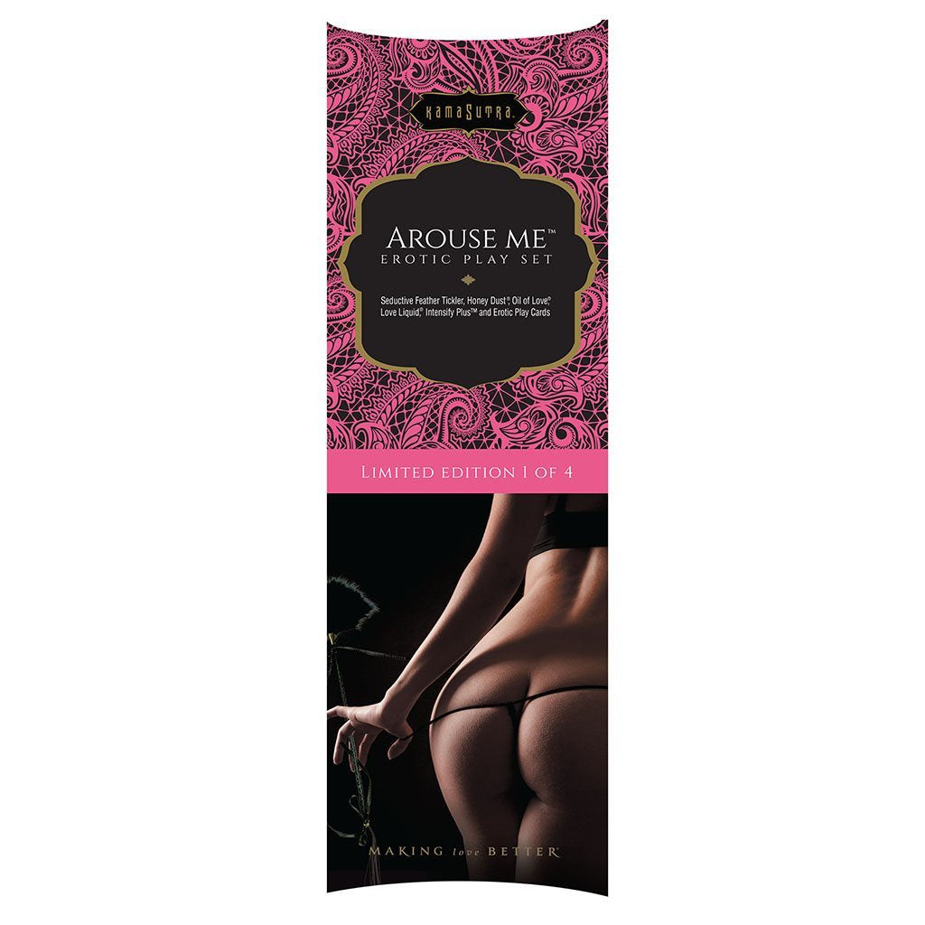 Kama Sutra Arouse Me Erotic Play Set