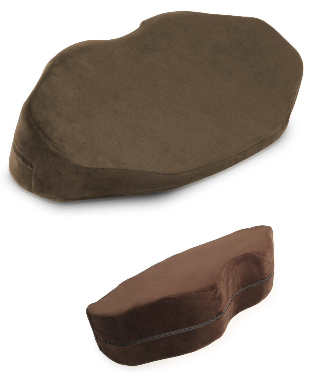 Liberator Decor Arche Wedge Sex Positioning Cushion - Assorted Colors brown