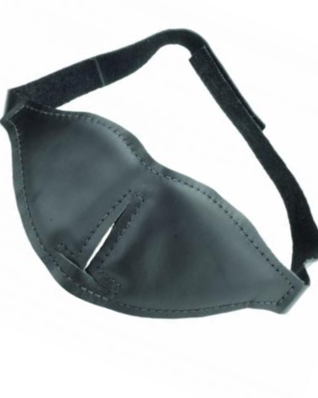 Blackout Blindfold With Fabric Lining Black
