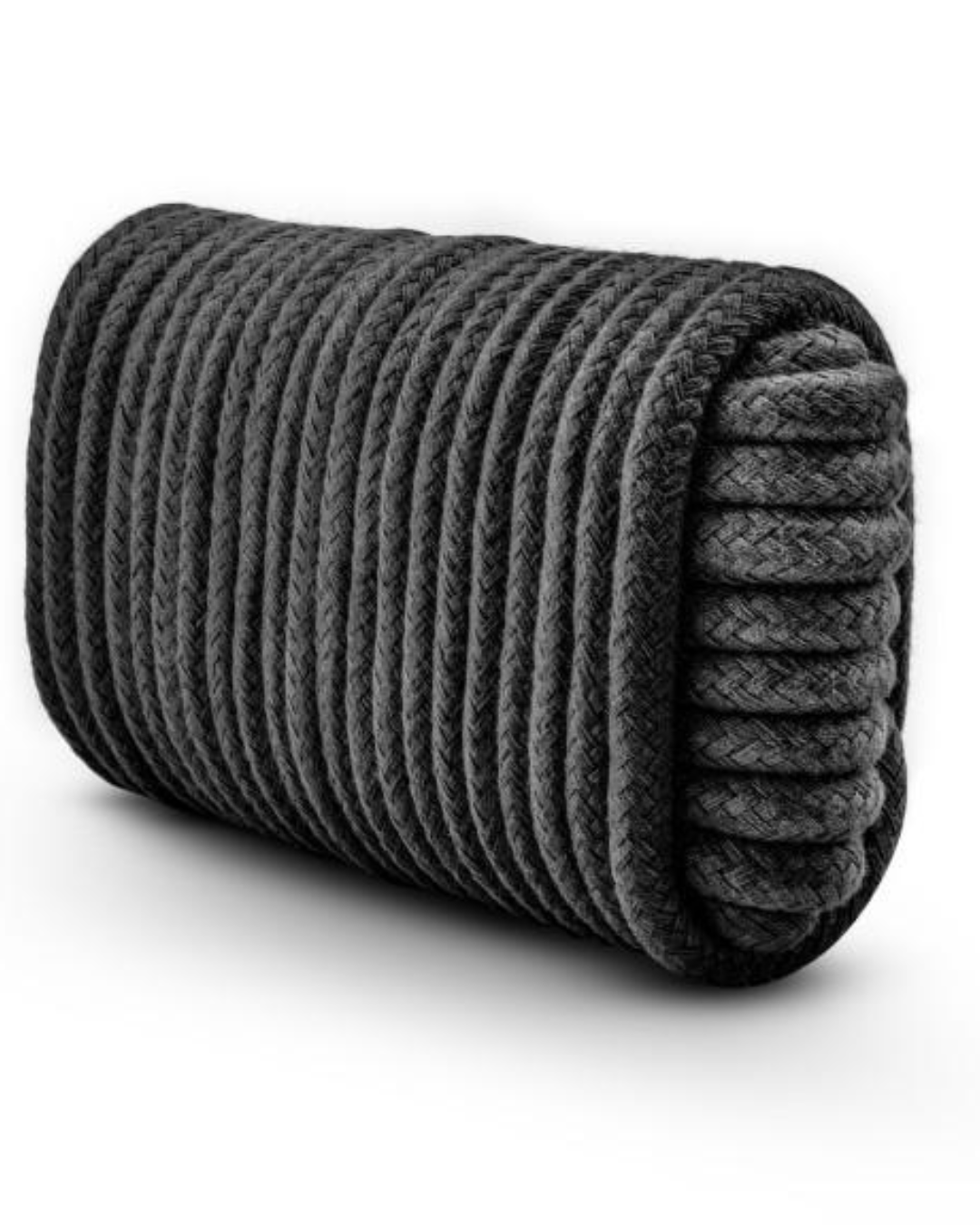 Temtasia Cotton Bondage Rope 32 Feet - Black
