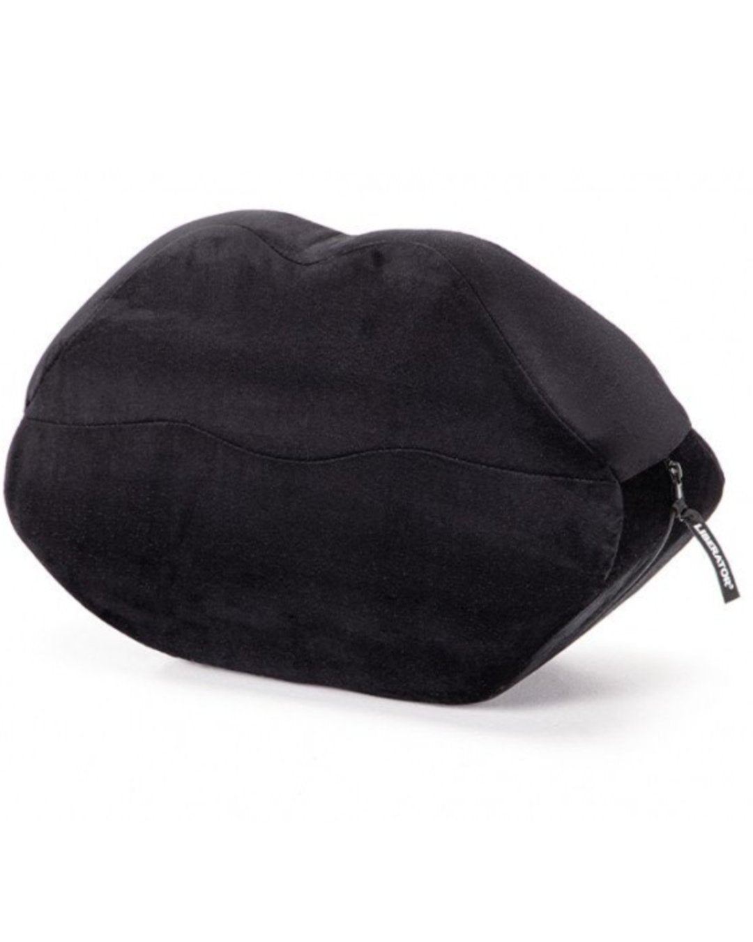 Liberator Kiss Sex Positioning Wedge  Black Pillow