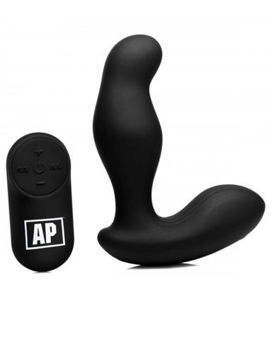 Alpha Pro 7X P-Gyro Prostate Stimulator with Rotating Shaft with remote