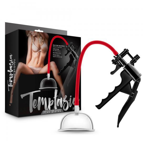 Temptasia Advanced Pussy Pump System by Blush Novelties with box