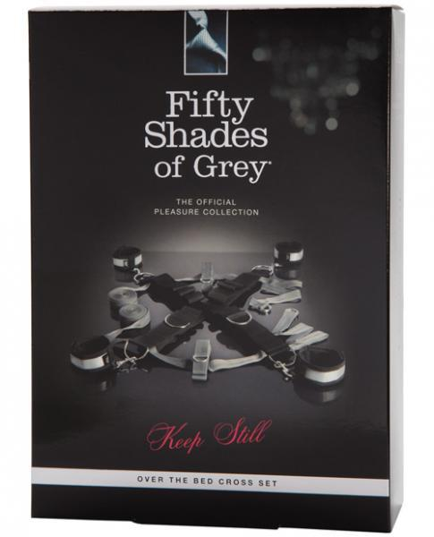 Fifty Shades of Grey Keep Still Over The Bed Cross Restraint box