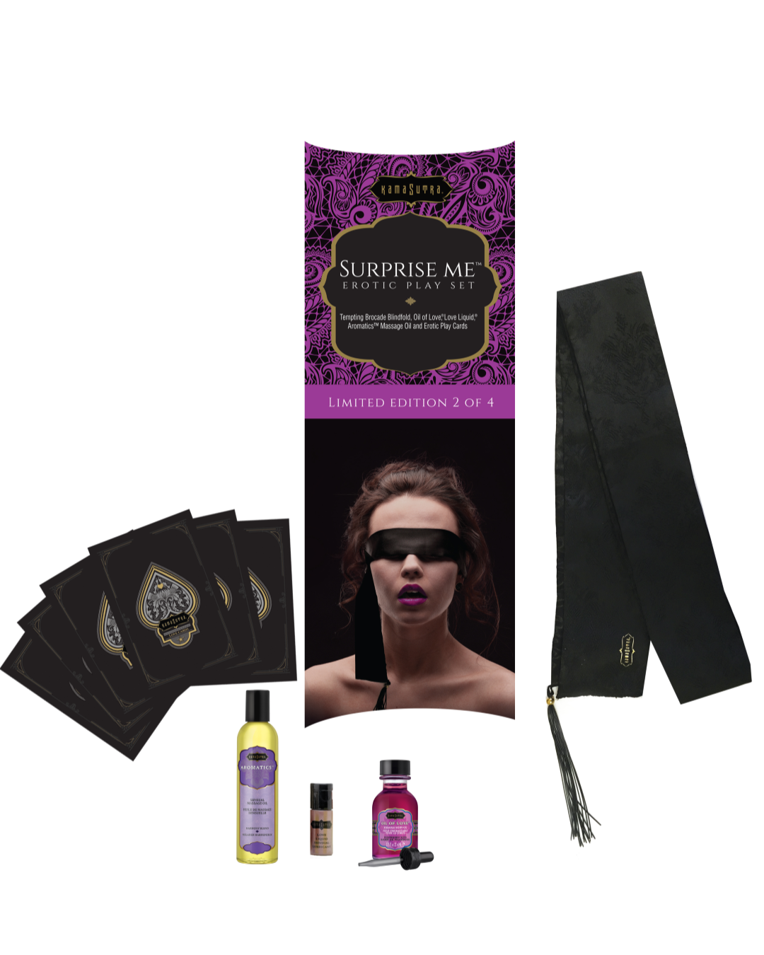 Kama Sutra Surprise Me Erotic Play Set
