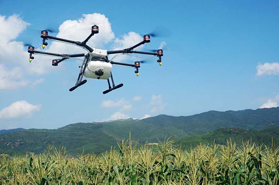 Is It Possible To Use Agriculture Drones In India?