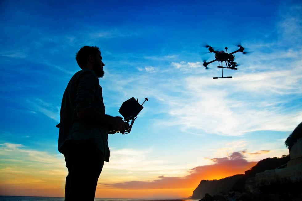 How Long Can An Average Drone Fly?