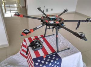 Tarot X6 Ready To Fly Drone