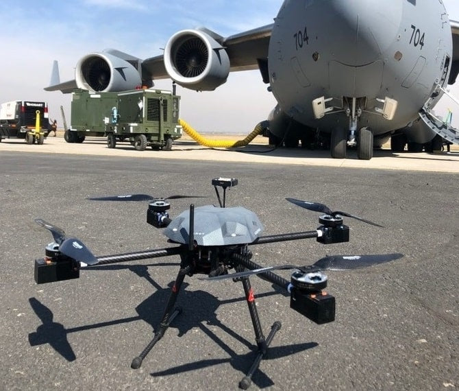 Heavy Lift Payload Drones